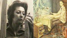 Remedios Varó (Anglès (Gerona), 1908- Ciudad de México, 1963). Pintora surrealista española, relacionada con la Generación del 27. Estudió en la Academia de San Fernando en Madrid. En su obra aparecen figuras humanas estilizadas, con aire de misticismo, pero moderna y puntualizada por la iconografía científica. Vivió en Paris y después de la Guerra Civil se exilió a México donde se dedicó de pleno a la pintura, conoció a Frida Kahlo y Diego Rivera, también a la pintora Leonora Carrington.