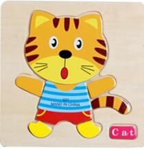 Baby Kids Cartoon Animals Dimensional Puzzle Baby Educational Kids Children Intellectual Developmental Wooden Toy Puzzle Gift Style: AnimalGender: UnisexAge R Cute Cartoon Animals, Cartoon Kids, Cute Animals, Educational Toys For Kids, Kids Toys, Children's Toys, Wooden Puzzles, Jigsaw Puzzles, Pet Dogs