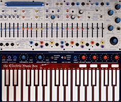 MFB have a killer live drum machine + synth in the hybrid