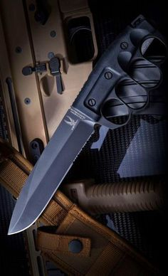 Extrema Ratio Knives ASFK A.S.F.K. Trench Fixed Blade Knife