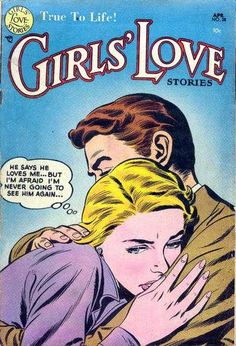 Girls' Love Stories #28 (Issue)