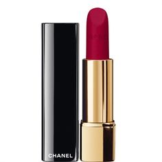 CHANEL - ROUGE ALLURE VELVET LUMINOUS MATTE LIP COLOUR More about #Chanel on http://www.chanel.com
