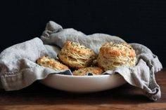 Cacio e Pepe Biscuits recipe on Food52