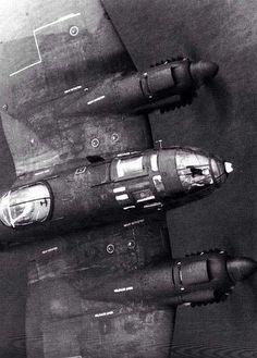 Nice close up of a Heinkel 111.