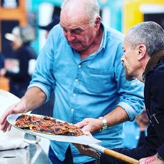 Is it ready yet? Tasting Australia's wood fired oven in Town Square this May // RG + 📷: @peopleplaceproduce