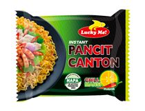 Lucky Me! Pancit Canton Kalamansi Experience the zing of kalamansi (Philippine lime) with every bite of the most-loved Pancit Canton. Pancit, Brand Management, Lime, Foods, Cooking, Food Food, Kitchen, Limes, Food Items