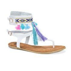 Muk Luks Women's Chrystal Sandals