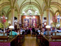 Top 5 Cafés You MUST Visit in Vienna   The World As Bec Sees It