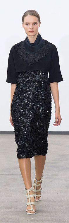 Derek Lam at New York Fashion Week Spring 2014