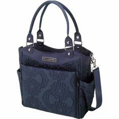 Amazon.com: Petunia Pickle Bottom City Carryall in Waterloo Stop