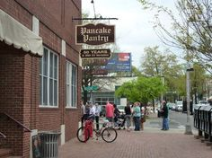 Pancake Pantry: Nashville (Best Sweet Potato Pancakes in the WORLD!!!) I saw dierks Bentley here!