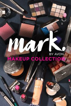 Be Beauty Brave with the NEW mark. By Avon collection!