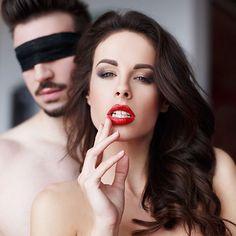 Cloth Bondage and Blindfolds