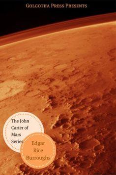 The John Carter of Mars Series - Edgar Rice Burroughs