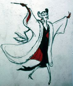 la magia de la animación: 101 Dálmatas (Personajes)