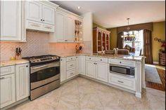 Kitchen renovation project.