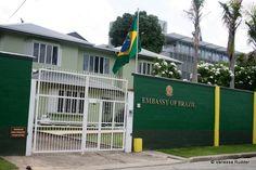 Embaixada do Brasil em Port of Spain, Trinidad y Tobago.