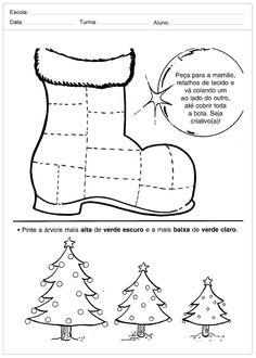 Atividades Escolares de Natal para Imprimir Atividades escolares de natal para imprimir que podem ser usadas em sala de aula ou também casa, incentive os baixinhos a usar a criatividade enquanto aprende várias coisas diferentes. Atividades Escolares de Natal para Imprimir Atividades Escolares de Natal para Imprimir Atividades Escolares de Natal para Imprimir Atividades Escolares de Natal para Imprimir Atividades Escolares de Natal para Imprimir Atividades Escolares de Natal para Imprimir…