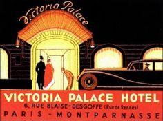 Vintage Advertising Posters   Circa 1920
