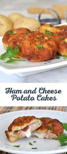 Illinois knows a thing or two about bringing home the bacon, or ham in this case. This savory recipe for Ham and Cheese Potato Cakes already has us squealing for more. With the perfect blend of gooey provolone cheese and a crisp potato patty, this dish is sure to please any crowd during any occasion.