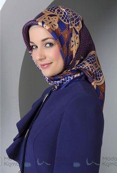 hijab tijera