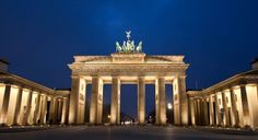 Pay a visit to Berlin's Brandenburg Gate with this travel deal that gives you time in Munich and Nuremberg. (From: Germany, Air, Car, 6 Nights, From $1,249)