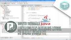 Program Java Netbeans - Menampilkan Data Dari Database ke dalam JTable - Project Masunduh2