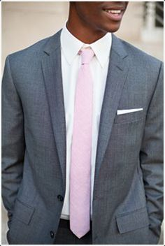 This tie is both smooth and trendy which is why you should buy it.