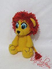 Ravelry: Lion (Colourful Crochet, Amigurumi) pattern by Havva Ünlü