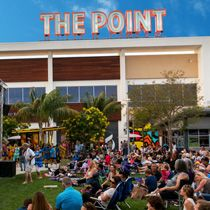 Every Wednesday through August 31  The Point Summer Concerts Series #SouthBay #Events #WhatsHappeningInTheShouthBay #WhatsHappening