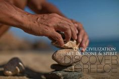 Our Civilization Set In Stone & Spirit . How To Show Love, How To Find Out, Great Places To Travel, Word Poster, Try Something New, Beautiful Places In The World, Amazing Pics, Crete, Civilization