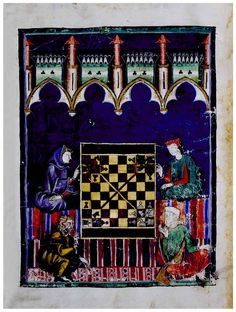 Alfonso X Book of Games. 176
