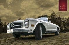 Mercedes-Benz 280SL Pagoda Mercedes Benz, Antique Cars, Fitness, Vintage Cars