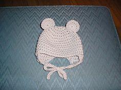 Häkeln Ohren für Mützen Baby Teddyohren Bärenohren Anleitung