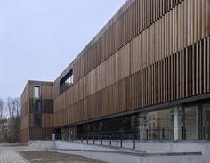 Central Library Friedrichshain-Kreuzberg | Peter W. Schmidt Architekt BDA