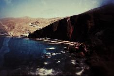 Red Beach, Santorini.