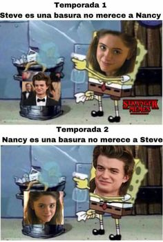 Read Memes de Stranger Things/Actores/It(? Parte) from the story Mis memes/imágenes. Stranger Things Characters, Stranger Things Quote, Stranger Things Aesthetic, Stranger Things Netflix, Stranger Things Season, New Memes, Funny Memes, Saints Memes, Lol