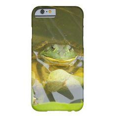 Smiling Bullfrog iPhone 6 Case