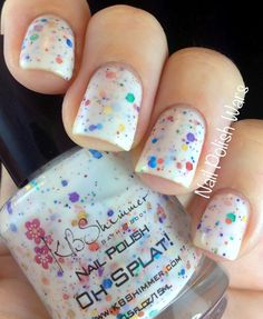 I want this nail polish!