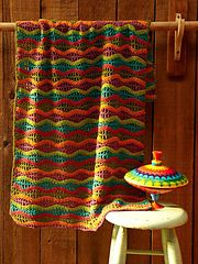 Ravelry: Fish Ripples pattern by Margery Winter