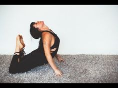 Elongated Core Yoga Class with Meghan Currie