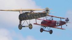 TAVAS Great War Flying display to be a passionate tribute to the Great War aces | Australian Aviation