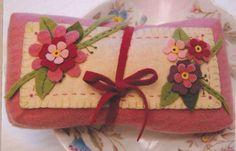 Think Pink Sachet Pin Cushion