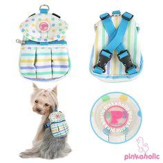 Mochila Sprinkles de Pinkaholic para perros