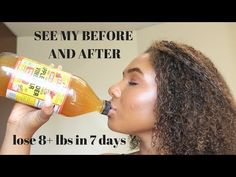 How To Lose 8 Pounds In One Week | Drinking Apple Cider Vinegar | Lose Weight Fast - YouTube