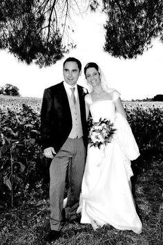Stefania: una delle spose che ha scelto l'abito firmato www.cinziaferri.com
