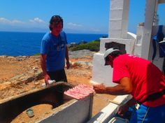 boat fart griechische inseln