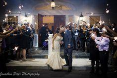 Christine & Leo - Carriage House Wedding