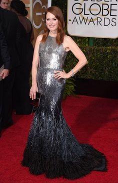 Julianne Moore, 54 - Złote Globy 2015