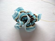 ribbon rosette